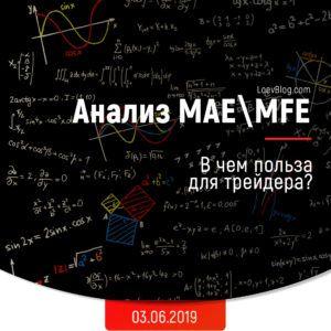 Анализ MAEMFE. В чем польза для трейдера? 12